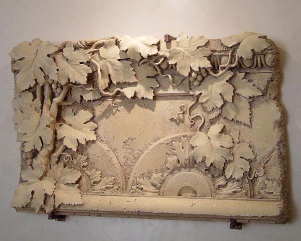 Гипсовое панно своими руками на стену 166